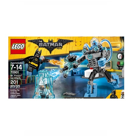 LEGO - The LEGO Batman Movie Mr. Freeze Ice Attack