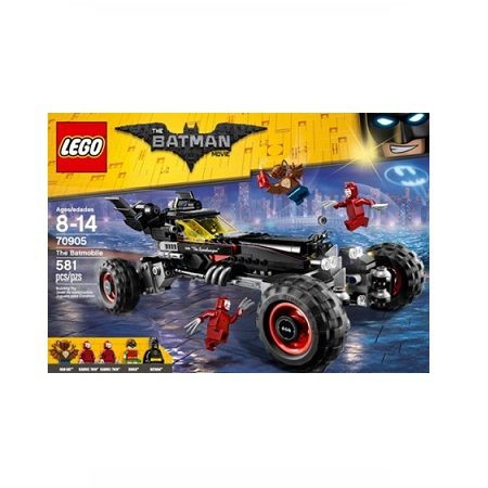 LEGO - The LEGO Batman Movie The Batmobile
