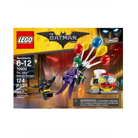 The LEGO Batman Movie The Joker Balloon Escape